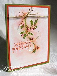 CC636 Guest Designer Sample- Marg's card
