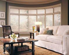 window treatments for large windows | Bellagio Window Fashions | Whitehouse Ohio Draperies, Blinds, Shades