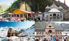 Chardham Yatra, a journey to the place of God and sacred rivers like Gangotri, Yamunotri and many others that presents the holy beauty of the earth in the lap of Garhwal in Uttarakhand.