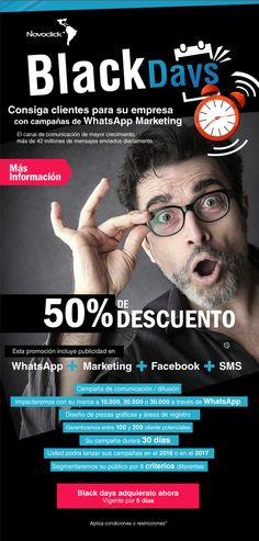 AC0444NOVOCLICKBLACKFRIDAY Whatsapp Marketing, Movie Posters, Messages, Film Poster, Billboard, Film Posters