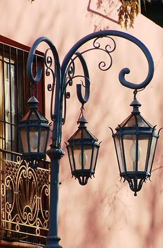 I want something like this hanging out all Narnia like in my front yard Lantern Lamp, Candle Lamp, Candle Lanterns, Candle Sconces, Lamp Light, Light Up, Argentine Buenos Aires, Wall Lights, Ceiling Lights