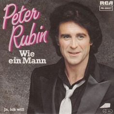 Wie ein Mann Performed by Peter Rubin Germany National Final 1983