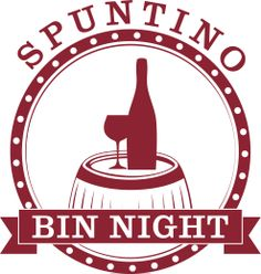 Every Monday is Bin Night at Spuntino!