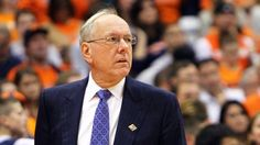 Jim Boeheim - coach of Syracuse Orange basketball team - i LOVE this guy! Syracuse Basketball, Basketball Coach, Basketball Practice, Basketball Games, Coach 2014, Jim Boeheim, Basketball Bracket, Sheepskin Ugg Boots, Syracuse University