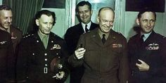 Nazi Germany Surrendered 69 Years Ago Today — Here Is General Eisenhower's Response