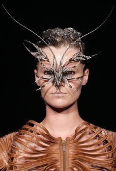 Iris Van Herpen - Crystallization
