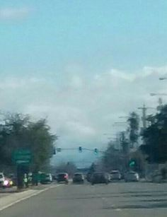 Amazing clouds Fresno / Clovis, CA January / February, 2016