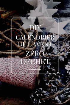 DIY Calendrier de l'Avent réutilisable, zéro déchet et tout en simplicité, mettant en priorité de belles valeurs familiales. Christmas, Advent Calendar, Family Values, Birch Bark, Hand Written, Christmas Colors, Mom, Xmas, Navidad