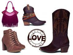 Folk As referências hippie e country se misturam para dar forma a peças com couro, franjas, peles e estampas. http://nathy.com.br/2014/04/03/paqueta-calcados-mescla-tendencias-folk-e-dark-na-nova-colecao-outono-inverno/