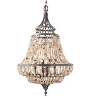 Chandeliers with Candles, Crystal, Nickel, Bronze, & More| Lamps.com | Page 6