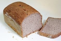 Pan de trigo sarraceno sin gluten bajo en histamina ideal para la sulfatación Gluten Free Recipes, Vegan Recipes, Cooking Recipes, Pan Sin Gluten, Pan Bread, Fodmap, Banana Bread, Food And Drink, Favorite Recipes