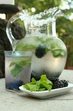 Yum!! More Fruit Infused Water ideas