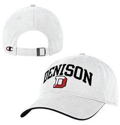 Denison Washed Twill Structured Cap White