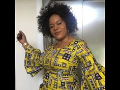 2019 Print Designs: 60 Elegantly Stylish DRC Dresses For The Beautiful Women Fashion Style African Women, African Fashion, Kids Fashion, Womens Fashion, Ankara Gowns, Ankara Dress, African Attire, African Dress, Church Outfits