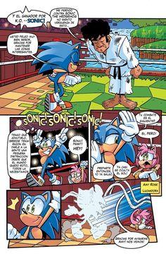Http://k31.kn3.net/2/5/D/2/7/9/3B5.png. Sonic the Hedgehog 269 Saga Champions (PARTE 2). Buenas Buenas Comunidad, vengo a perturbar la paz para traerles la segunda parte del anterior comic que subi :grin: quienes no vieron la primera parte, hacer click...