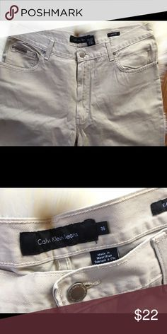 "MENS NWOT CALVIN KLEIN JEANS 🔥FLASH SALE🔥NEW, GREAT DEAL!! 34"" INSEAM. Calvin Klein Pants Chinos & Khakis"