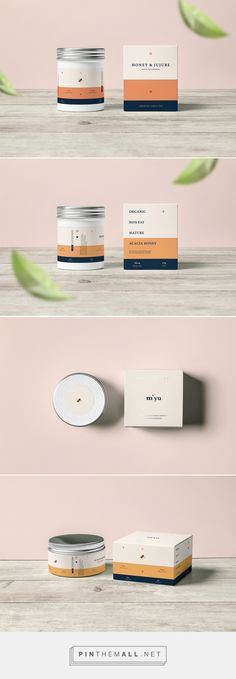 miyu on Behance by Tom Jueris Curated by Packaging Diva PD. A clever packaging concept we wish was real.... - a grouped images picture
