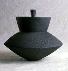 Ceramic Arts London - Christiane Wilhelm - Container