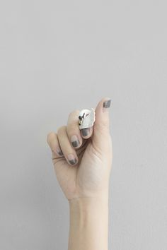 Swan Ring by Good After Nine
