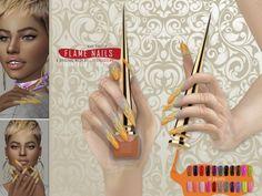 Long Sharp Nails The Sims 4 _ Bộ sưu tập móng tay dài và nhọn Phần 1 Sims 4 Mods, Sims 4 Game Mods, Sims 4 Nails, Cc Nails, My Sims, Sims Cc, Sims 4 Characters, Sims 4 Dresses, The Sims 4 Download