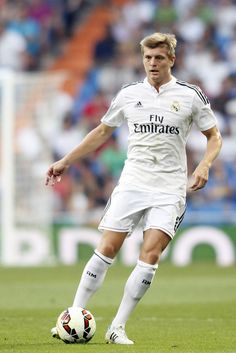 Toni Kroos of Real Madrid