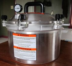 If you put up your own food, you need to check out this canner. http://www.kitchenalligator.com/american-pressure-cooker/