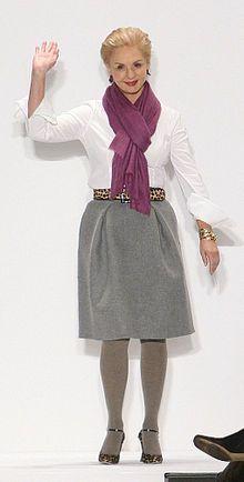 Carolina Herrera (fashion designer)