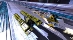 'Wipeout' comes to the PS4 through the 'Omega Collection'
