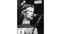 """Peter Hammill & The K Group mit """"Live At Rockpalast – Hamburg 1981"""" - Vor 35 Jahren gab Peter Hammill mit seiner K Group in der Hamburger Markthalle ein Konzert, das nun als Tonträger erscheint: """"Live At Rockpalast 1981""""."""