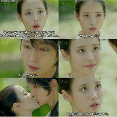 iu, moon lovers, and lee joongi  Moon lovers: scarlet heart reyo
