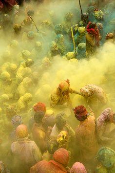 Holi Celebrations, India