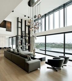 30 Modern Style Houses Design Ideas For 2016 | 30th, Modern and House