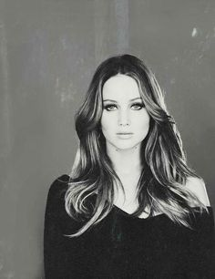 Jenifer Lawrence- my girl crush esp her hair and her personality!