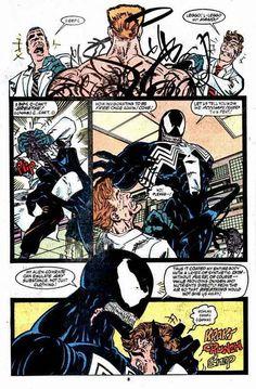 Venom by Erik Larsen