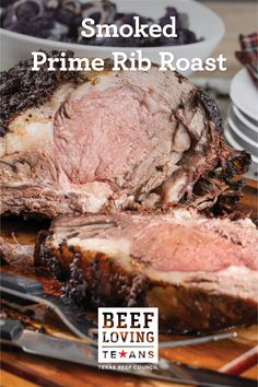 Fire up the smoker, Celebrity Chef Eddie Jackson is showing us how to smoke the ultimate Prime Rib Roast. Roast Beef, Pot Roast, Smoked Prime Rib Roast, Rib Bones, Celebrity Chef, Beef Recipes, Jackson, Fire, Cooking