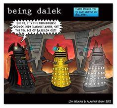 Being Dalek