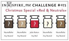 IN{K}SPIRE_me: Christmas Special - IN{K}SPIRE_me Challenge #073