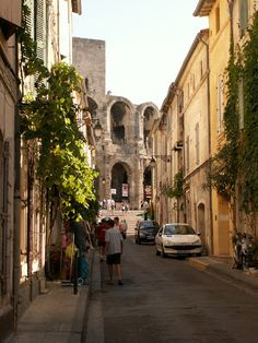 Odysseus Journal: All About France, Picturesque Provence