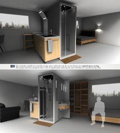 Cook&Bath – Kitchen and Bathroom Interior Design by Roy Benjamin, Verdu Pierre & Denat Alexandra