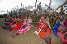 Mara Timbo camp masai mara safaris in africa masai women