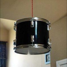 Drum Ceiling Shade