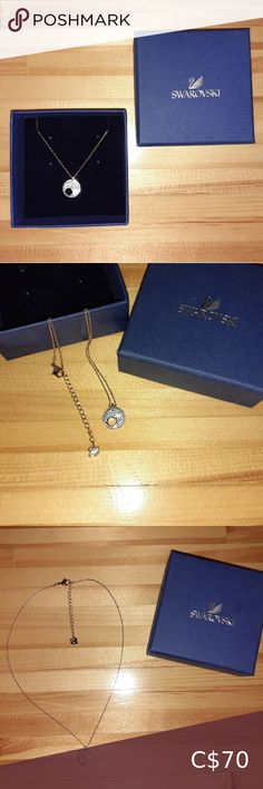 Swarovski Circle Pendant Choker Necklace - #choker #circle #necklace #pendant #swarovski - #ikeakitchenremodel Pendant Necklace, Circle Necklace, Dangles, Chokers, Women Jewelry, Collar Bone, Pendants, Swarovski Jewelry, Ikea Kitchen