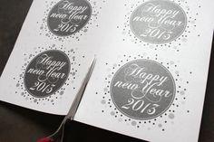 carte de voeux bonne année 2013