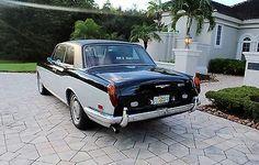 1972 Rolls-Royce Corniche