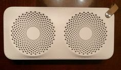 HITACHI High Performance Bluetooth Speaker : White; indoors/ outdoors! OFFERS?