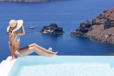 Canaves Oia Santorini by CanavesOia, via Flickr - Click on the image to learn more about the destination or call us at 1-888-700-TRIP.