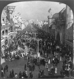 "[St. Louis World's Fair, 1904-1905: ""the great Pike of the World's Fair""]"