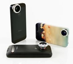 Holiday Tech Gifts: iPhone Lenses