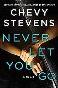 Check out these chilling psychological thriller books to read in 2017. Includes Never Let You Go by Chevy Stevens.