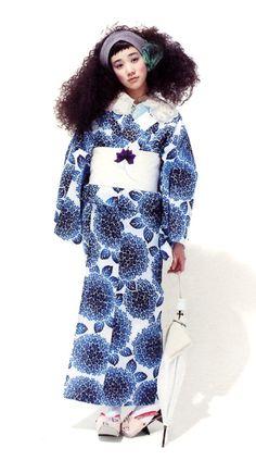 kawaii kimono: yukata : Yū AOI